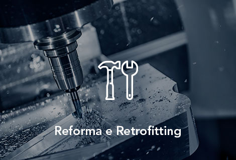Reforma e Retrofitting